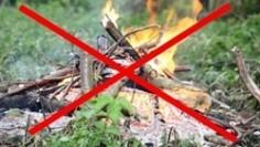 Особый противопожарный режим действует на территории Алданского района