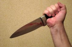 33 Удара ножом бывшей жене …