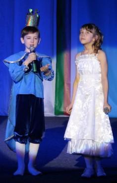 Благотворительные концерты в школах