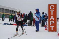 Алданцы первыми в мире открыли сезон лыжных гонок