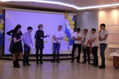 Дружеская встреча молодежных организаций