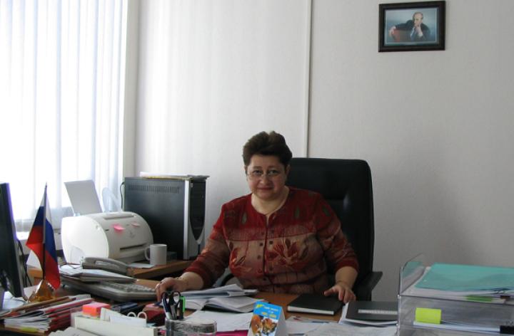 Крыленко Надежда Леонидовна