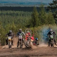 В Алдане успешно стартовал летний чемпионат по мотокроссу